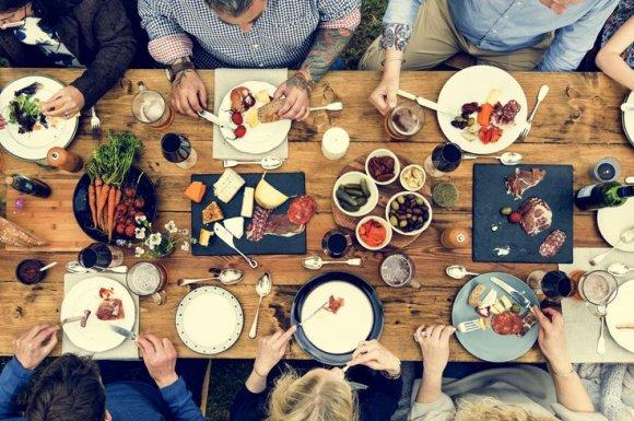 Réserver repas de groupe dans restaurant